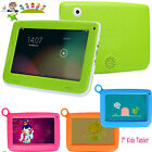 7 inch Kids Tablet Android 4.4 WIFI 3G Children iPad For Kids Boys Girls Study