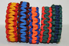 Paracord Bracelet NHL Inspired Western Conference Team Colors Custom Fit Hockey $6.99 USD on eBay