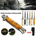 Kyпить 22cm Tactical Folding Knife Assisted Opening Survival Camping Hunting EDC Knife на еВаy.соm