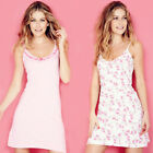 Avon Two Pack Cotton Chemises Night Dress Size 6-8 UK