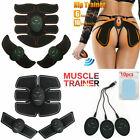 Recharge Abs Simulator Ems Training Body Abdominal Muscle Exerciser Hip Trainer image
