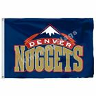 Denver Nuggets Flag 3Ft X 5Ft Polyester Nba1 Banner Flying Size No.4 144* 96Cm on eBay