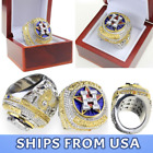 FROM USA - HOUSTON ASTROS World Series Championship 2017 Ring ALTUVE 'N SPRINGER