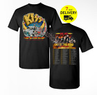 New Kiss 'End of the Road' World Tour Dates 2019 T-shirt tee.All Size. image