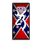 CAMO BROWNING FL@G Samsung Galaxy Note 4 5 8 9 Case Cover