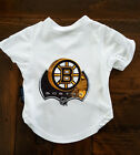 NEW BOSTON BRUINS DOG PET PERFORMANCE T-SHIRT TEE ALL SIZES $10.95 USD on eBay