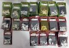 Внешний вид - Huge Multi-listing Lord of the Rings Pewter on cards unpainted 2001-2004 SCARCE