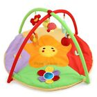 Baby Soft Play Mat Sunflower Gym Blanket with Frame