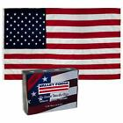 Valley Forge Flag 60211000 American Flag, 6'x10', Red, White & Blue