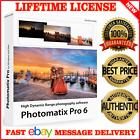 HDR Photomatix Pro 6 Windows Edit 🔑LIFETIME LICENSE🔑 FAST EMAIL DELIVERY