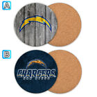 San Diego Chargers Wood Coaster Cup Drink Mat Pad Placemat $3.99 USD on eBay