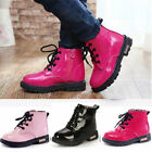 Classic Children Kids Girls Martin Boots Toddler Baby Winter Shoes Snow Boots