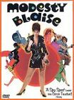 MODESTY BLAISE  (DVD, 2002) SPY SPOOF $7.5 USD on eBay