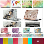 """For MacBook AIR PRO 11"""" 12""""13""""15"""" Matte Hard Protective Case Free Keyboard Skin"""