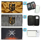 Vegas Golden Knights Leather Travel Wallet Passport Organizer Holder Card $15.99 USD on eBay