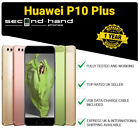 Huawei P10 Plus -128GB - White/Black/Gold/Blue - (UNLOCKED) Smartphone
