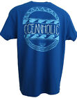 Men's Good Life Oceanholic Beach T-Shirt Collection Cool Summer Vacation Cruise