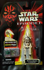 Star Wars EPISODE-1 Action Figures 1999 Carded NIP with Comm-Talk Chips