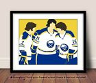 BUFFALO SABRES - FRENCH CONNECTION Photo Picture Hockey Print Art 8x10 or 11x14 $7.95 USD on eBay