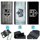 Los Angeles Kings Leather Wallet Trifold Clutch Purse Coin Card Handbag $15.99 USD on eBay