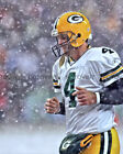 BRETT FAVRE Photo Picture GREEN BAY PACKERS Football Print Snow Game 8x10 11x14 $11.95 USD on eBay