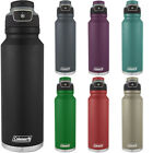 Coleman 40 oz. Free Flow Autoseal Insulated Stainless Steel Water Bottle image