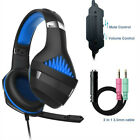 Beexcellent GM-5 Wired Shocking Bass  Gaming Headphones With Microphone Headset
