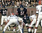 DICK BUTKUS Photo Picture CHICAGO BEARS Football Vintage Print 8x10 or 11x14 C1 $4.95 USD on eBay