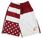 Zipway NBA Men's Cleveland Cavaliers Flag Athletic Shorts on eBay