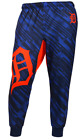 MLB Men's Detroit Tigers Cuffed Jogger Pants, Blue on Ebay