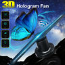 More images of 42cmWIFI 3D Holographic Projector Display Fan LED Hologram Player Lamp Advertise