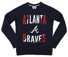 Outerstuff MLB Youth/Kids Boys Atlanta Braves Performance Fleece Sweatshirt on Ebay