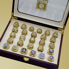 FROM USA - Set 27 Rings New York Yankees Championship world series Ring NY Fans