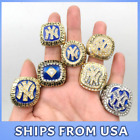 FROM USA - Set 27 Rings New York Yankees Championship world series Ring NY Fans on Ebay