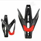 Carbon Fiber Road Mountain Bike Bicycle Cycling Water Bottle Holder Rack Cage