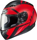 HJC CS-R3 Faren - Full-Face Street Motorcycle Helmet - Satin Finish Red