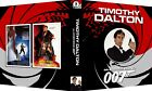 JAMES BOND 007 TIMOTHY DALTON Custom 3-Ring Binder Photo Album $39.63 CAD on eBay