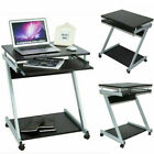 Computer PC Laptop Desk Home Office Bedroom Wooden Table Desktop Large & Small