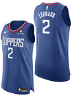 Los Angeles Clippers - Kawhi Leonard #2 Nike Sponsor Patch AUTHENTIC Icon Jersey on eBay