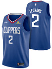 Los Angeles Clippers - Kawhi Leonard #2 Nike Sponsor Patch Swingman Icon Jersey on eBay