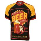 Men Beer cycling jerseys ropa ciclismo short sleeved Cycling clothing classic