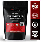 Organic Tribulus Terrestris  Saponins Powder 1000mg Sexual Health $13.39 CAD on eBay