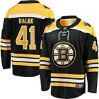 Jaroslav Halak Boston Bruins Fanatics Branded Home Breakaway Player Jersey