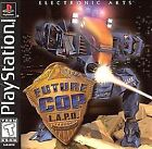 Future Cop: L.A.P.D. Electronic Arts Video Game Used - Very Good