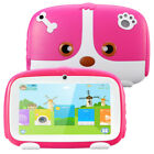 "7"" Tablet PC Android 6.0 Quad Core 8GB Dual Camera WiFi for Kids Children Gift"