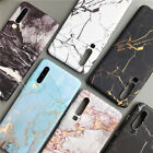 For Huawei P30 P20 Lite Mate20 PRO P smart Cases Retro Marble Design Hard Covers