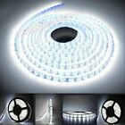 Cool White Led Strip Lights 5m 5050/3528 Lamp For Home Kitchen Parlor Decor Uk