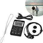 Portable DC 5V Mini Pocket Two Band Radio FM AM Digital Receiver With Ear ZC