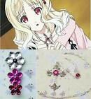 DIABOLIK LOVERS Komori Yui Cosplay Cross Shape Necklace Cute Hair Clip