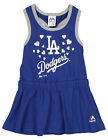 Los Angeles Dodgers MLB Girls Infant Toddler Criss Cross Tank Dress, Blue on Ebay